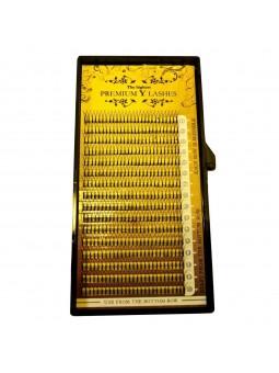 Modellierschablonen breit gold
